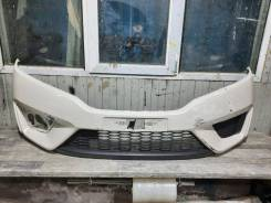 Передний бампер на Honda Fit GK3, GP5