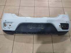Бампер задний Renault Sandero Stepway (2014 - н. в. ) оригинал 5S, K4M
