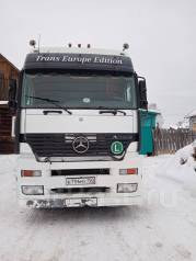 Mercedes-Benz Actros. Продам Mercedes actros mega space, 12 000 куб. см., 18 000 кг., 4x2
