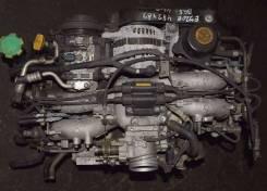 Двигатель Subaru EJ20E на Legacy BD4 BD5 BG4 BG5 BGA