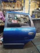 Задняя левая дверь Nissan Almera Tino