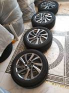 Комплект ориг. дисков Mazda и шин Hankook Kinergy Eco 205/55R16 91H!