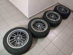 Комплект литья R17 и шин Nokian Hakkapeliitta 8 215/55R17 98T XL M+S!