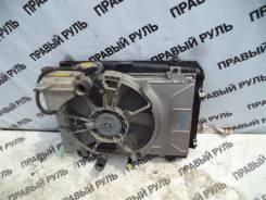 Радиатор основной Toyota Vitz 2006 [3397] KSP90 1KR