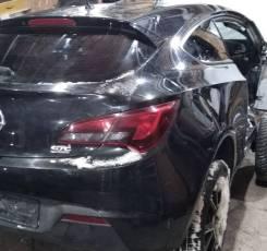 Opel Astra j gtc заднее правое крыло купе
