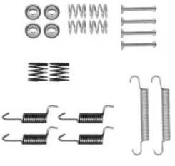 Комплект монтажный тормозных колодок задних 97038900 Textar 97038900 97038900