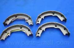 Колодки торм. бараб. PLA-039 Parts-MALL PLA-039 PLA039