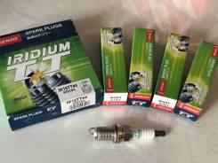 Комплект иридиевых свечей зажигания IK16tt Denso Iridium 4 штуки