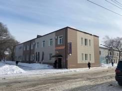 Продам 2-х этажное здание в центре города 1170 кв. м. Улица Лазо 1, р-н Лазо, 1 170,0кв.м.