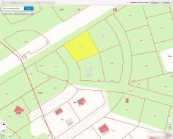 Продам земельный участок на Сидоренко. 1 590кв.м., собственность, электричество