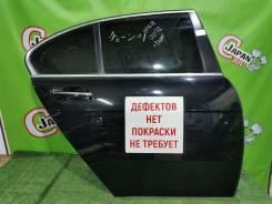 Дверь задняя правая BMW 7-Series E65 Цвет-Black Sapphire Metallic