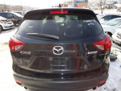 Бампер задний Mazda Cx-5 KE2AW SH-VPTS 2013 черный 16w
