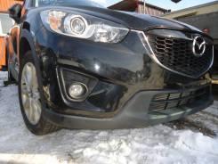 Бампер передний Mazda Cx-5 KE2AW SH-VPTS 2013 черный 16w