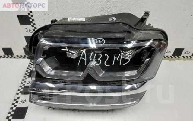 Фара передняя левая Volkswagen Teramont LED