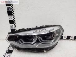 Фара передняя левая BMW X3 G01 LED адаптив