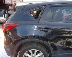 Дверь задняя правая Mazda Cx-5 KE2AW SH-VPTS 2013 черный 16w