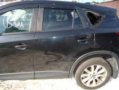 Дверь задняя левая Mazda Cx-5 KE2AW SH-VPTS 2013 черный 16w