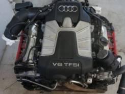Двигатель CGW CGWA CGWB 3.0 TFSi AUDI ауди