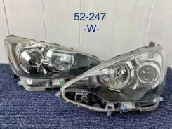 Фара левая + правая Toyota AQUA 10 LED Оригинал Япония 52-247