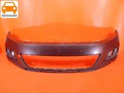 Бампер передний Volkswagen Tiguan 2011-2016, оригинал