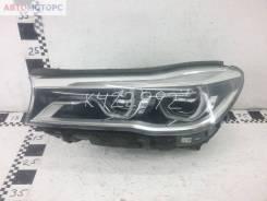 Фара передняя левая BMW 7er G11 LED адаптивная