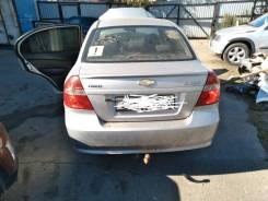 Бампер задний Chevrolet Aveo 2005 [95978858] T250 1.2