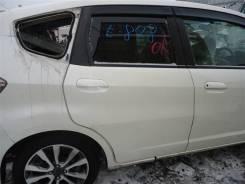Дверь задняя правая Honda Fit GE8 L15A 2011 белый nh624p