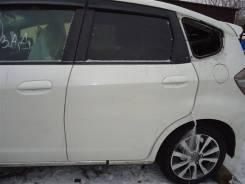 Дверь задняя левая Honda Fit GE8 L15A 2011 белый nh624p