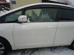 Дверь передняя левая Honda Fit GE8 L15A 2011 белый nh624p