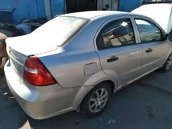 Крыло заднее правое Chevrolet Aveo (T250) 2005-2011г [96462970]