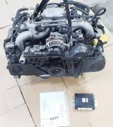 Двигатель в сборе Subaru Legacy Outback BP9 BL9 Рестайл EJ253 77 Т КМ