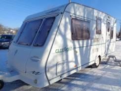 ABI Clermont. Семейный караван Herald Clermont 2001 год 5 мест. Под заказ
