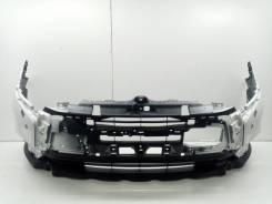 Бампер передний Mitsubishi Outlander 3 [3007464900]