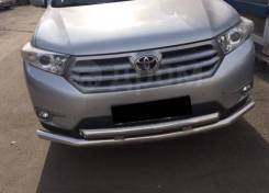 Кенгурятники. Toyota Highlander, ASU40, GSU40, GSU45, MHU48 1ARFE, 2GRFE, 3MZFE