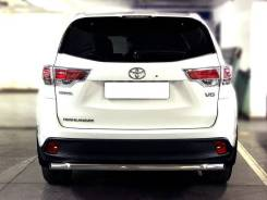 Кенгурятники. Toyota Highlander, ASU50, GSU50, GSU55 1ARFE, 2GRFKS, 2GRFXS