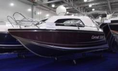 Корвет-500 HT. 2008 год, длина 5,50м., двигатель подвесной, 90,00л.с., бензин