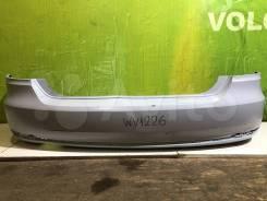 Бампер задний Volkswagen Polo 6RU807421D Новый