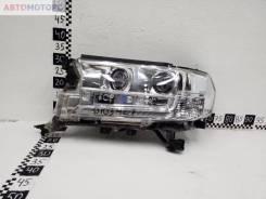 Фара передняя левая Toyota Land Cruiser 200 Restail 2 LED