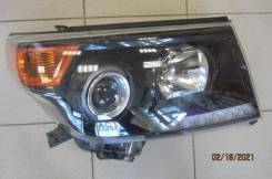 Фара правая Toyota Land Cruiser 200 Brown Stone