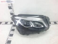 Фара передняя правая Mercedes Benz GLC-klasse X253 LED ДХО