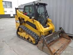 Caterpillar 259D. Погрузчик с бортовым поворотом (с наработкой), 1 315кг., Дизельный, 1,80куб. м.