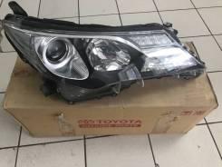 Фара Toyota Rav 4 2013-2016 8113042542 , передняя правая
