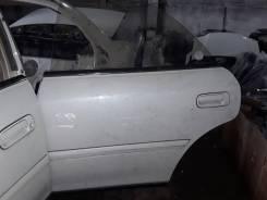 Дверь задняя левая Toyota Chaser JZX100, 1JZGE, 2000г.