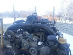 Продам двигатель б/у на субару форестерFB20 25т. р