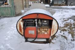 Цистерна топливозаправочная 940 литров Aichi (LegoCar125)