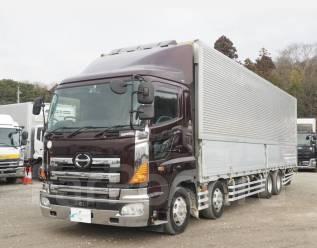 Hino Profia. 15 тонн, С ПТС, 12 900куб. см., 15 000кг., 8x4. Под заказ