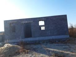 Земельный участок с недостроеным домом. 1 200кв.м., аренда, электричество, вода