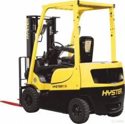 Hyster. Автопогрузчик газ-бензин. 1,5 тонны, 1 500кг., Бензиновый