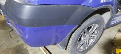 Крыло заднее правое Renault logan 1
