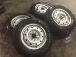 Продам комплект хороших колес